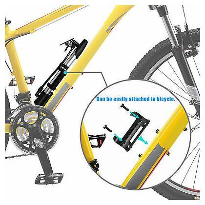 Hand Sport Cycling Bicycle Air Pump Ball Basketball Tyre Soccer Bike Inflator