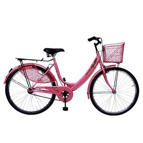 HERO Miss India Gold 24T Pink Bicycle