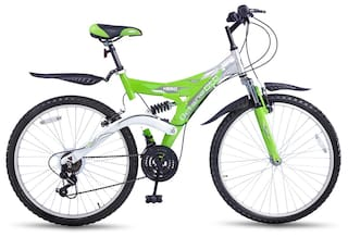 ce7a0433ae8 Buy Hero Octane DTB Alloy 21 Speed Adult Bicycle-Green (Size-26T ...