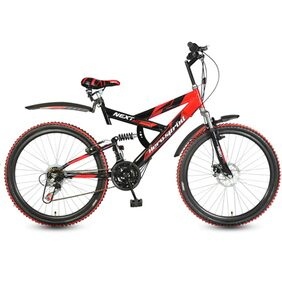 Hero Sprint Next 18 Speed 26T Red with Front Disc