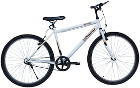Hi-Bird Robust Ss 26 inch White Color Cycle