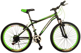 Hi-Bird Supersonic 21 Speed 26 inch Green ;Black Color Cycle