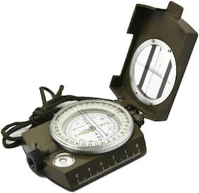 High Accuracy Metal Waterproof Military Compass for Directions