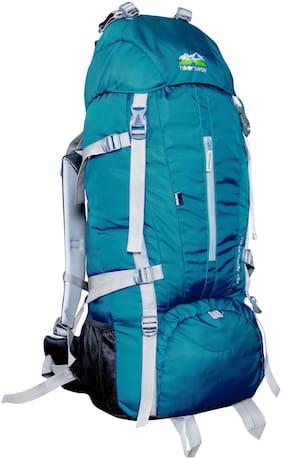 Hiker's Way Blue Backpack & Hiking bag