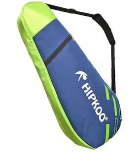Hipkoo Best Quality Badminton Bag  (Multicolor, Kit Bag)