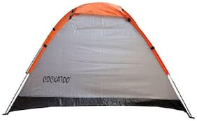 Hipkoo Cockatoo Camping Tent Polyester Material Tent - For 2 People