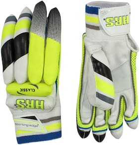 HRS Classic Batting Gloves (Youth;Multicolour)