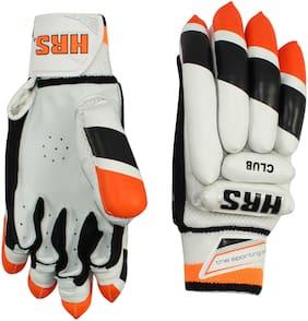 HRS Club Batting Gloves (Men;Multicolour)