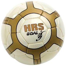 HRS Goal Football - Size: 5, Diameter: 70 cm