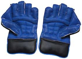 IBEX Regular Wicket Keeping Gloves (Men's Blue)
