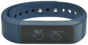 IBS Black Fitness Sport Smart Bands Black Fitness Band Wristband Watch For Android & IOS Smartphones