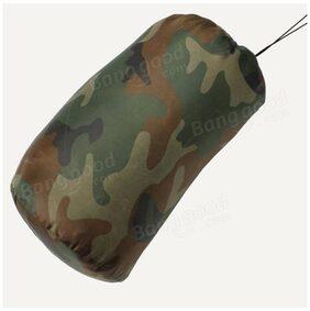 IBS Military Army Camouflage Waterproof Hood Camping Hiking Travel 11 Sleep For Single Person Sleeping Bag (camo)