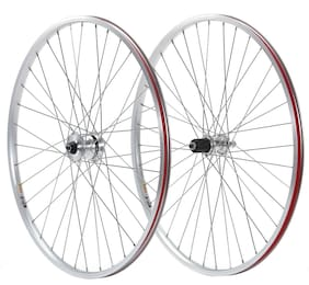 IDC Stout 700c rear wheel 36h (silver)