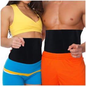 jain star yoga shaper slimming belt / tummy trimmer hot body shaper slim belt / hot waist shaper belt instant slim look belt for men & women