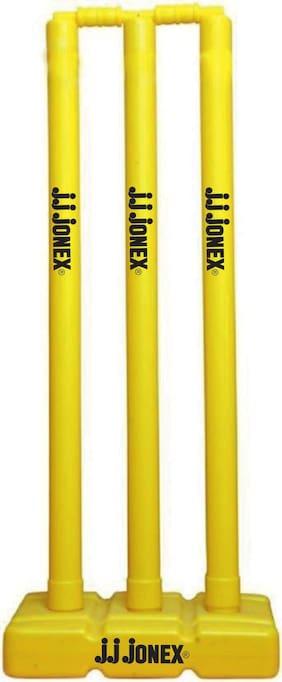 JJ Jonex Cricket Plastic Wicket Set
