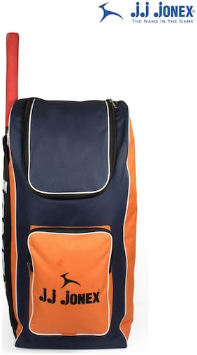 Jj Jonex Fine Cricket Kit Bag For 5 To 12 Years Cricket Kit Bag Red Orange @ Kin Store Big Back Pack