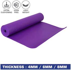JMO27Deals 100% EVA ECO FRIENDLY Premium Quality 6mm Yoga Mat