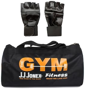 Jonex Polyster Fitness bag - L