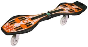 Jonex Snakeboard Orange and Black size 34.5 x9
