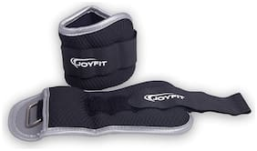 JoyFit Adjustable Ankle and Wrist Weight, 0.5 kg  Pair
