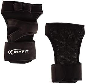 JoyFit Half finger glove - M Size , Black