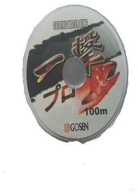 JUST ONE CLICK FISHING WATER KING LINE 100 M 0.40 MM 15.1 kg