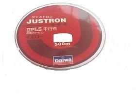 JUST ONE CLICK  FISHING DAIWA LINE 500 M 0.25 MM 6.5 kg