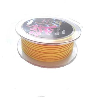 JUST ONE CLICK  FISHING LINE I S O GAME 100 M 7.2 kg 0.20 MM