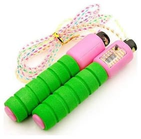 K kudos skipping Rope with Counter Pack of 1