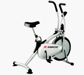 Kamachi Exercise Cycle Air Bike Dual Action