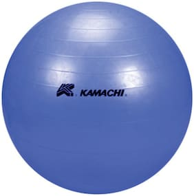 Kamachi Gym Ball With Foot Pump (55 Cm)