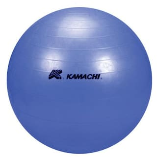 kamachi Gym Ball 75 cms with foot pump