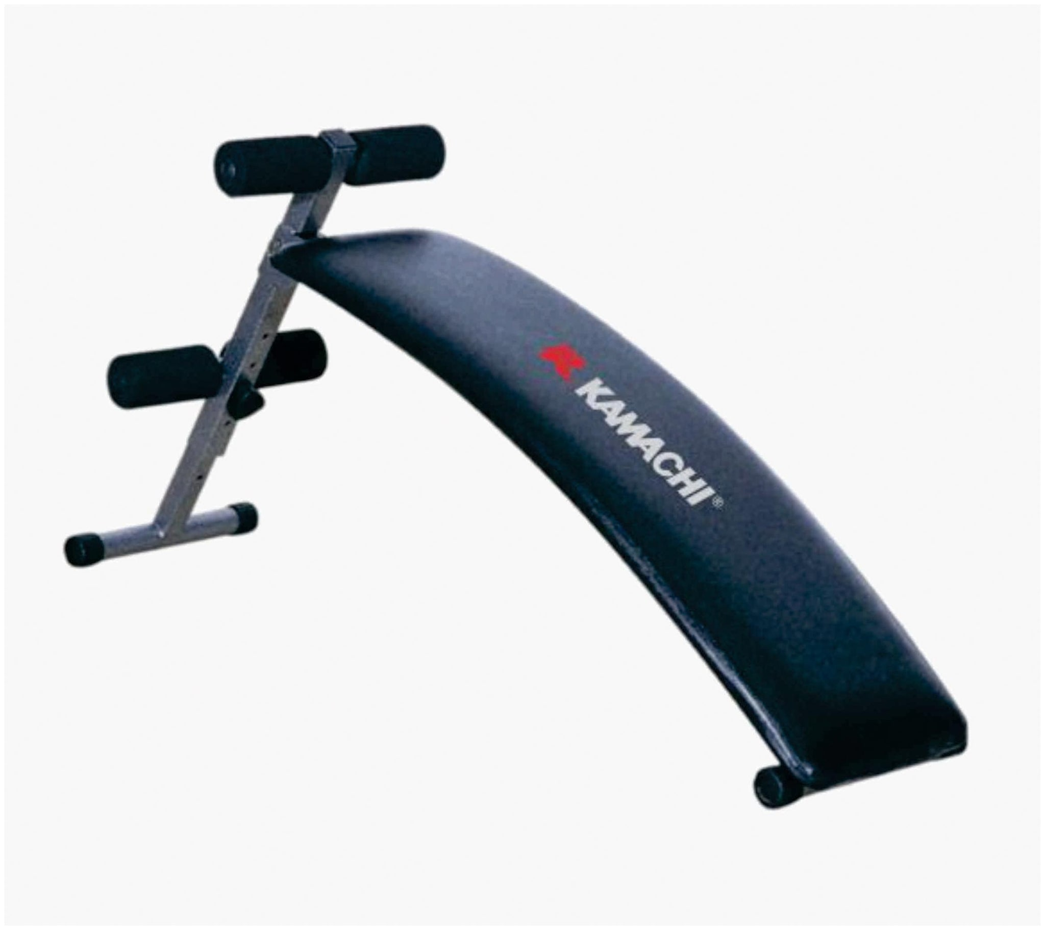 Gym Equipment Vadodara: Buy Kamachi Imported Curved Situp Bench For Abs Exercises