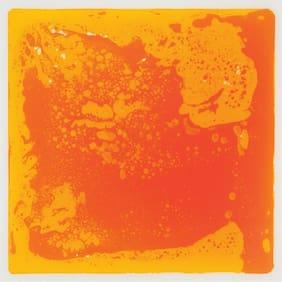 Kaplan Early Learning Liquid Tile Mat - Orange