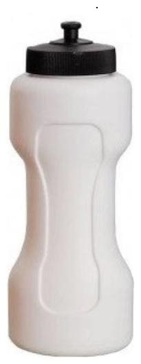 KARLOS DUMBLE SHAPE SIPPER (PACK OF 1 PCS)(COLOR MAY VERY)