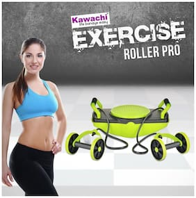 Kawachi 4 in 1 U-Fit Exercise Board Roller Pro I62