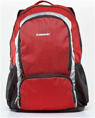 Kawasaki Badminton Back Pack KBB-8231 Red