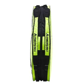 Kawasaki Black & Green Medium Badminton Kit bag