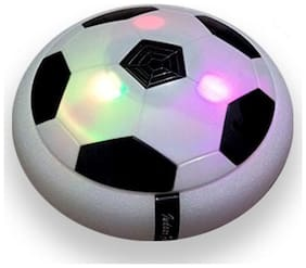 Kids Football Sport Toys The Ultimate Soccer Game With Multi Lighting Feature -  Assorted Color (Pack of 1)