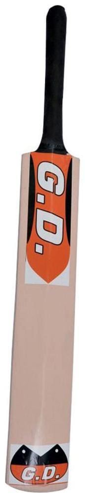 KKS - GD - Tennis Cricket Bat (Full size) + 01 Tennis Ball