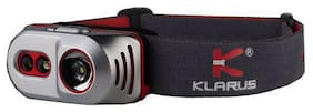 Klarus H1A Rechargeable Headlamp -550 Lumens -CREE XP-L V6 LED -Battery Included