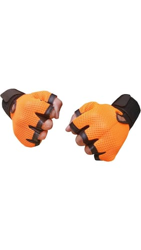 Buy klink netted wrist support gyming gym fitness gloves
