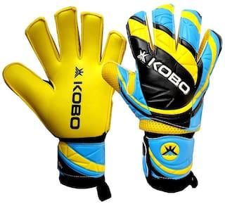 Kobo Multi Medium Football Goal keeping glove