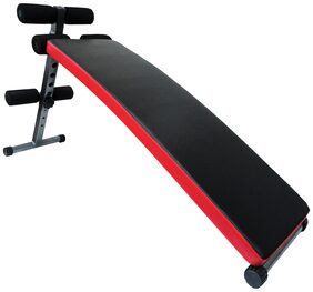 Kobo Curved Bench For Abdominal Exercise Ab Care Rocket King Home Gym Fitness