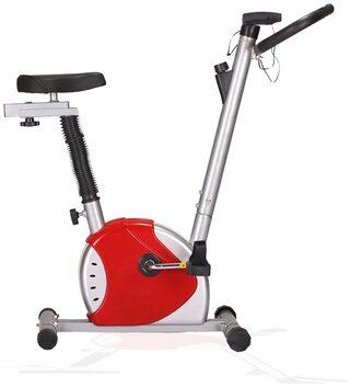 Kobo Grey And Red Exercise Bike