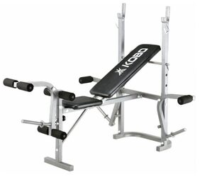 Kobo Exercise Weight Lifting Imported Home Gym Foldable Multipurpose Fitness Bench