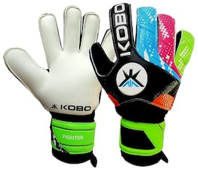 Kobo Fighter Football Goal Keeper / Soccer Ball Hand Protector (Size-9.5)