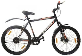 Kross EcoBike 26T Single Speed Front Disc Front Shox