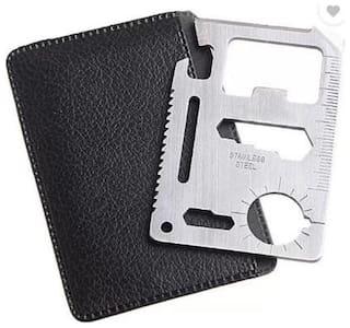 kudos 11 In 1 Stainless Steel Survival Tool Kit Pocket