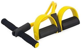kyachaiyea Rubber Tummy Trimmer Ab Exerciser  (Multicolor)
